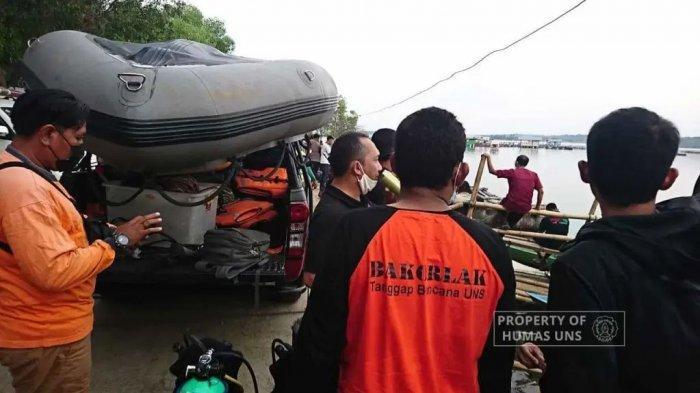 Temukan 3 dari 9 Jasad Korban Perahu Terbalik di Waduk Kedung Ombo, Tim SAR UNS Bagikan Cerita