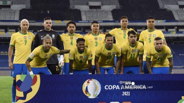 Jadwal Final Sepakbola Olimpiade Tokyo 2020, Putra: Brasil ...