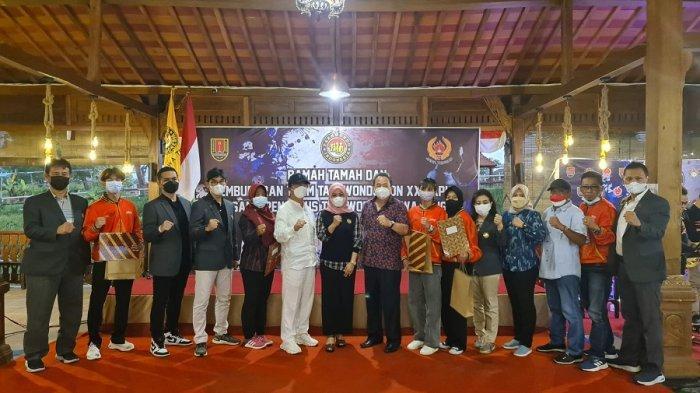 Pengprov Taekwondo Jateng Beri Bonus Rp 50 Juta Bagi Taekwondoin Peraih Medali Emas PON XX Papua