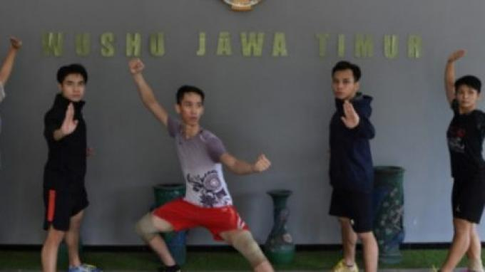 Update PON XX Papua 2021: Pelatih Asal China Dampingi Tim Wushu Jatim Bidik 5 Emas