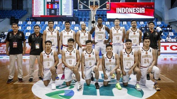 Timnas Basket Indonesia Langsung Tampil di FIBA Asia Cup 2021, Begini kata Maulana Fahreza Tamrella