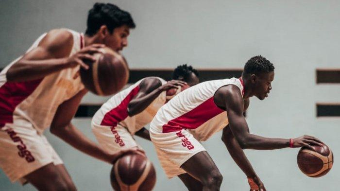 Timnas Basket Indonesia
