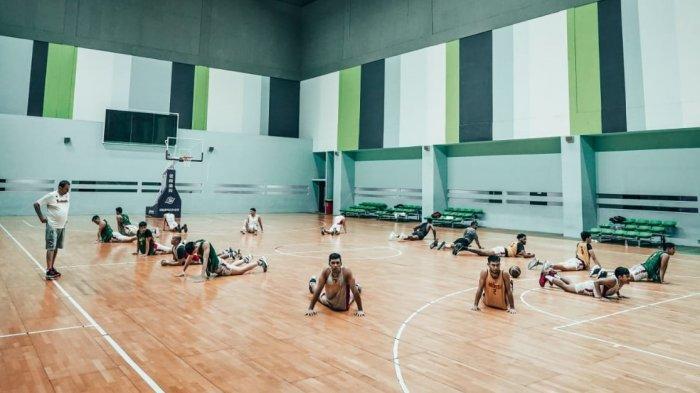 Timnas Basket Indonesia Berlatih di Serpong, Begini Alasan Wahyu Wijayat Jati