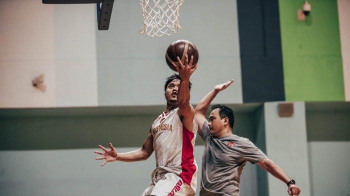 Timnas Basket Indonesia Langsung Gelar Pelatnas untuk FIBA Asia Cup 2021