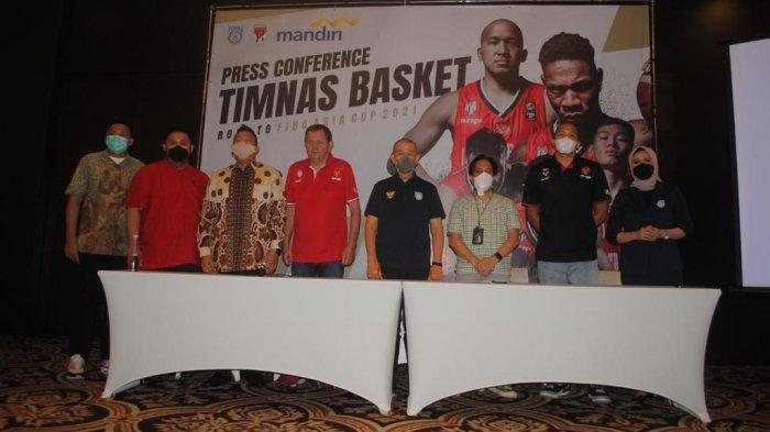 Timnas Basket Indonesia Memulai Perjuangannya di Kualifikasi Jendela III Grup A FIBA Asia Cup 2021