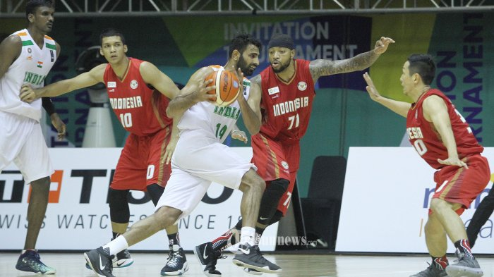 Timnas Basket Indonesia Tambah Lagi Satu Pemain Naturalisasi