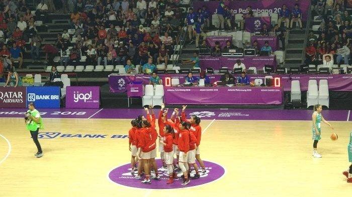 Indonesia Bersiap Hadapi Kazakhstan dalam Pertandingan Basket Putri