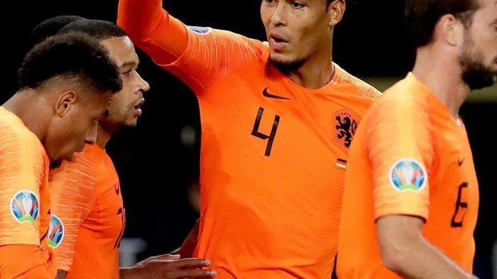 Prediksi Susunan Pemain Belanda vs Estonia Kualifikasi Euro 2020: Tuan Rumah Tanpa Sejumlah Bintang