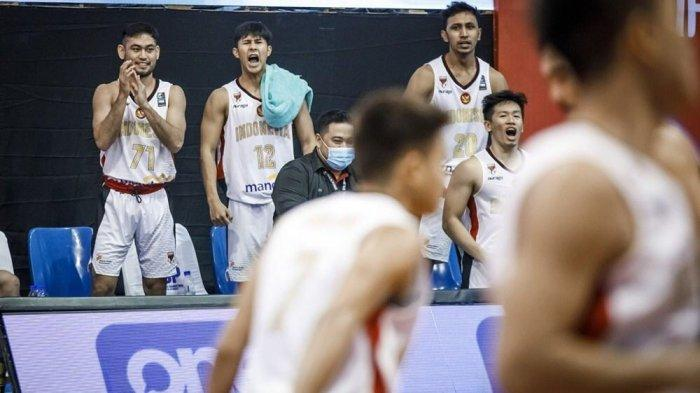 Timnas Bola Basket Indonesia mampu menutup Kualifikasi