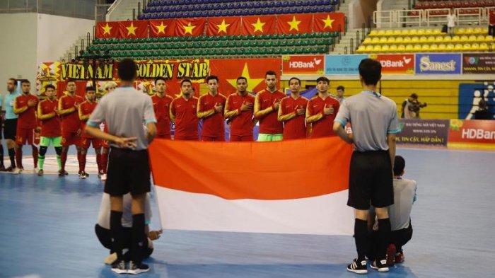 Daftar Calon Lawan Indonesia di Piala Asia Futsal 2020