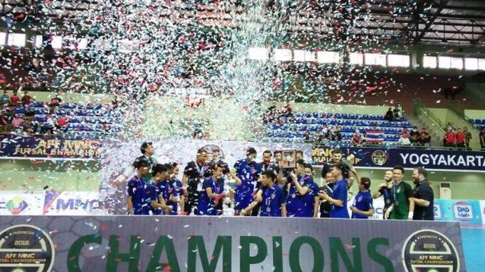 Timnas Thailand dan VIetnam Raih Tiket Piala Dunia Futsal 2021, Timnas Indonesia Jadi Penonton
