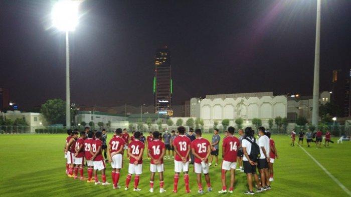 JADWAL Timnas Indonesia vs Oman, Live Hasil Laga Uji Coba Skuat Garuda Ada di Sini