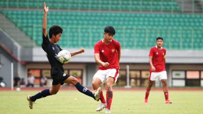Timnas Indonesia U-16 Tahan Imbang Bina Taruna U-18, Begini kata Bima Sakti