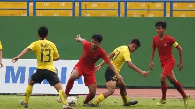 Demi Peringkat Ketiga di Piala AFF, Timnas U-18 Indonesia Akan Hadapi Myanmar