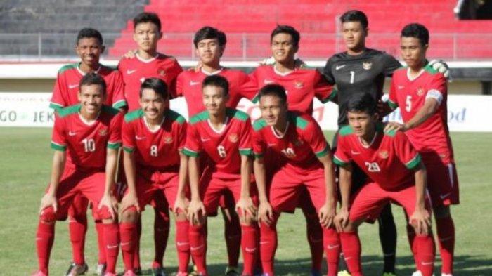 Timnas Indonesia U-19 Kembali Telan Kekalahan Atas Republik Ceko