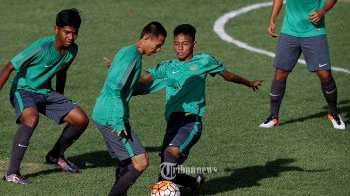 Timnas Indonesia U-19 Tambah Porsi Latihan Bertahan