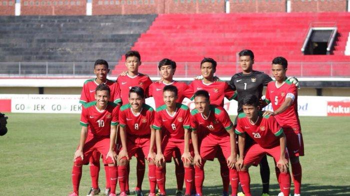Pasukan Indra Sjafri Imbang Kontra Celebest FC 1-1