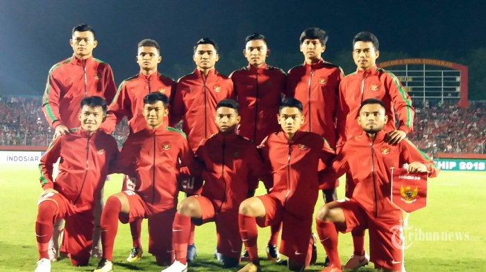 PSSI Rilis Harga Tiket Laga Persahabatan Timnas Indonesia U-19 Lawan Yordania
