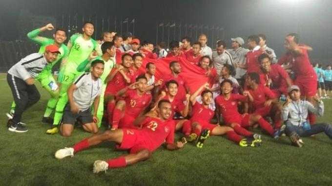 Juara Piala AFF U-22, Timnas Indonesia Besok Konvoi Dari Hotel Sultan ke Istana Negara