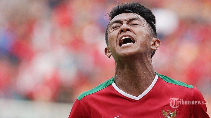Febri Haryadi, Pemain Persib Bandung yang Jadi Pemain Timnas Indonesia Tersibuk Selama Tahun 2017