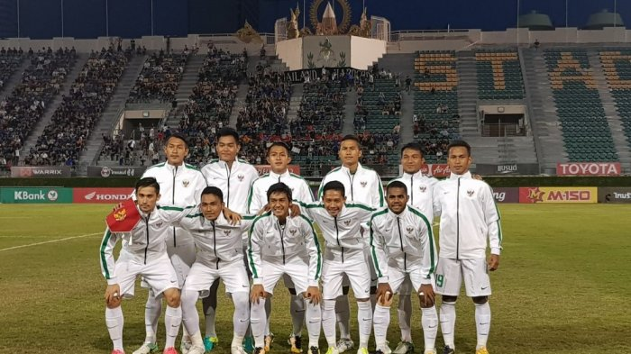 Piala Asia U-23 2018: Malaysia Dikeroyok 3 Tim Timur Tengah, Indonesia hanya jadi Penonton