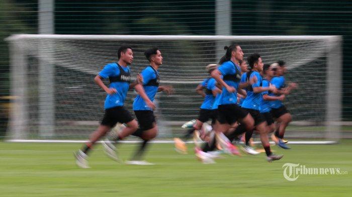 LIVE STREAMING Timnas Indonesia U-23 vs Tira Persikabo di Indosiar, Kick Off Pukul 19.30 WIB
