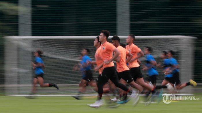 JADWAL Uji Coba Timnas Indonesia U-23, Lawan bali United dan Tira Persikabo, Live Indosiar