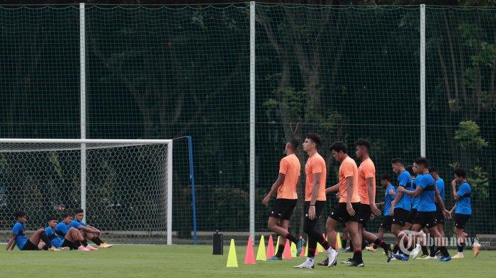 HASIL Timnas Indonesia U-23 vs Tira Persikabo: Skuat Garuda Dikembalikan ke Klub Usai Laga Uji Coba