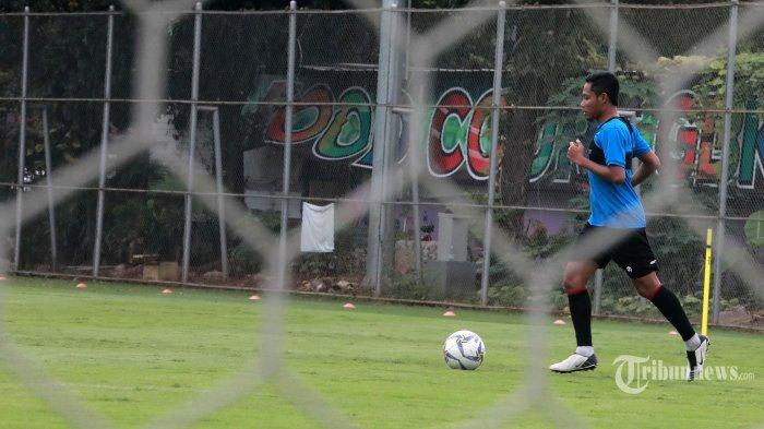 Bhayangkara Solo FC Incar Evan Dimas dan Hansamu Yama