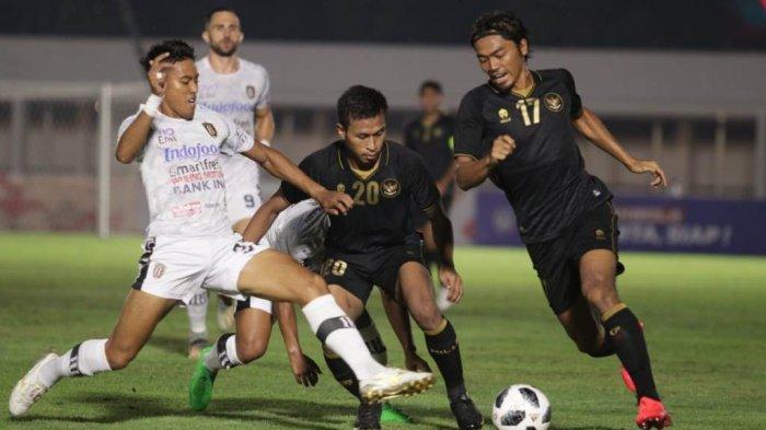 Timnas Indonesia U-23 vs Bali United: Timnas Menang lagi