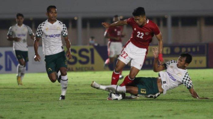 Persikabo 1973 Kalah dari Timnas Indonesia U-23, Igor Nikolayevich Kriushenko: Ada Perlawanan