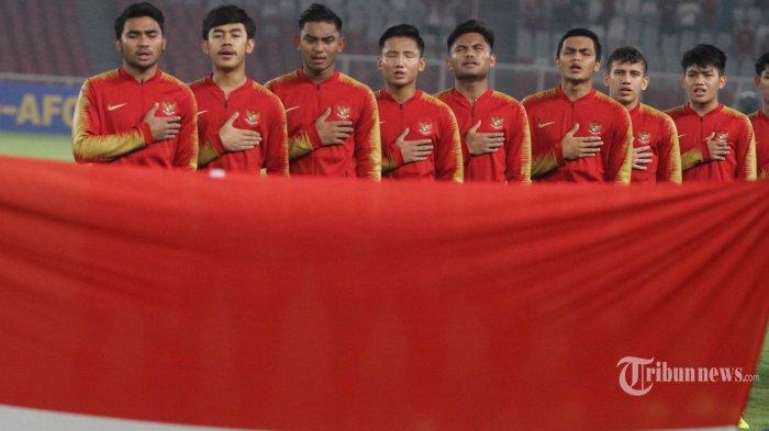 Line-Up Timnas U-19 Indonesia Vs Timnas U-19 UEA: Todd Rivaldo Tetap Cadangan