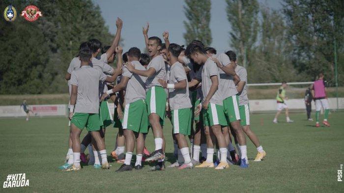 Timnas U-19 Indonesia Kalahkan Qatar, Warganet Cari Keberadaan Pemain Ini