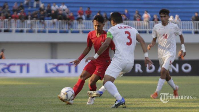 Klub Eropa Incar Pemain Timnas U-19 Indonesia dari Persib Bandung