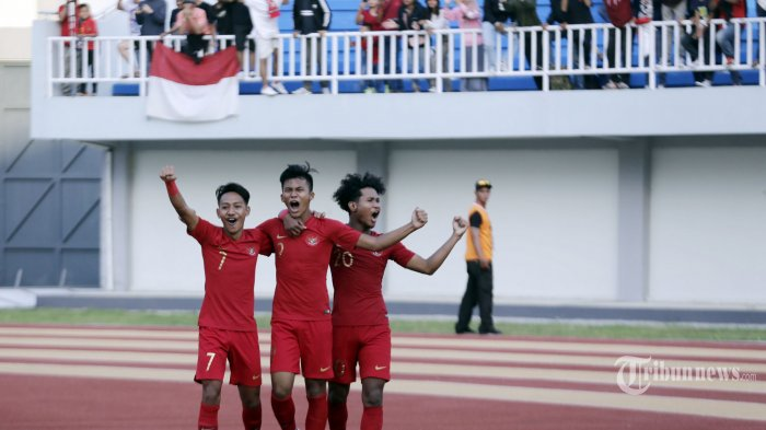 Jadwal Timnas Indonesia U-20 International Cup Bali Live SCTV, Hadapi Arsenal di Laga Pembuka