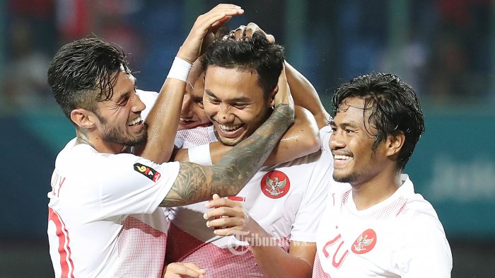Timnas U-23 Indonesia Hanya Bisa Gagal ke 16 Besar Asian Games 2018 dengan Skor Ini Versus Hongkong