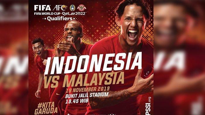 Malaysia vs Timnas Indonesia, 4 Laga Terakhir di Malaysia, Garuda hanya Menang Sekali