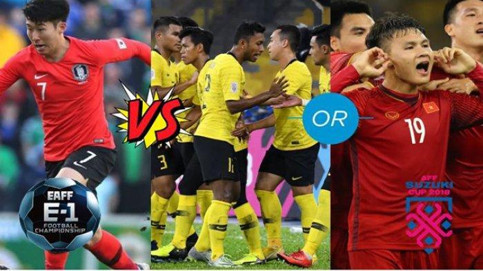 Timnas Korea Selatan Tantang Pemenang Piala AFF 2018, Vietnam atau Malaysia?