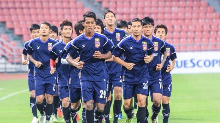 Dua Pemain dari Liga Luar Myanmar Sambut Timnas Indonesia