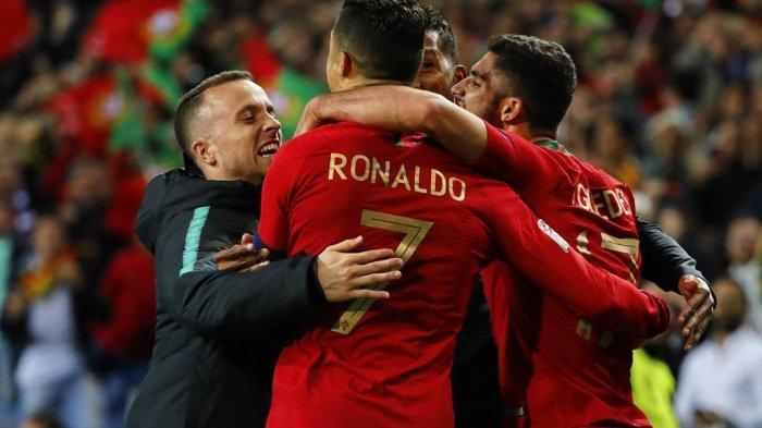 Daftar 17 Tim yang Lolos ke Piala Eropa 2020, Portugal Susul Inggris dan Spanyol