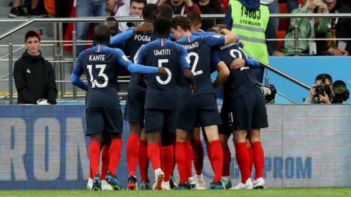 Prancis vs Argentina: Prancis Kalahkan Argentina 4-3