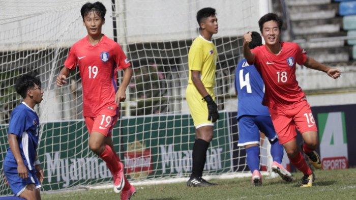 Dari Kualifikasi Piala Asia U-16 2018: Filipina Kini Jadi Lumbung Gol Negara Lain