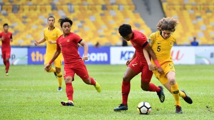 Timnas U-16 Indonesia vs Australia: Bagus Kahfi dkk Kalah 2-3 secara Dramatis