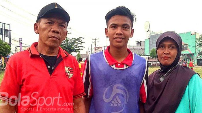 Bawa Timnas U-16 Indonesia Juara Piala AFF U-16, Begini Kata Orang Tua Sang Kapten David Maulana