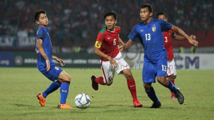 Thailand Selalu jadi Tumbal Sejarah Indah Timnas Indonesia di Piala AFF U-16/U-17
