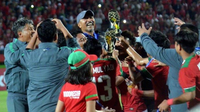 Nasib Fakhri Husaini Belum Jelas di Timnas U-19 Indonesia, PSSI Akan Gelar Rapat Khusus