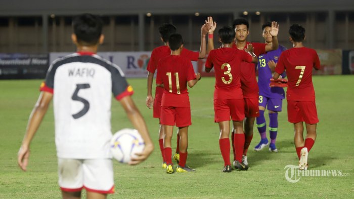Timnas U-16 Saat Ini Tumpuan Buat Piala Dunia U-20 2023, Timnas U-19 Fokus ke Piala Asia