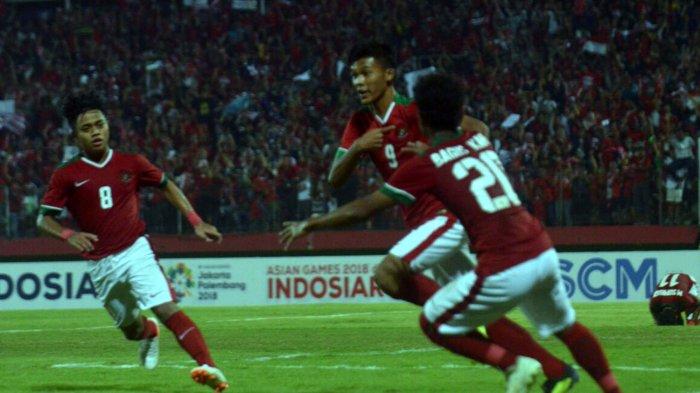 Live Streaming TV Online SCTV Timnas Indonesia U20 vs Arsenal di Internasional Cup 2019, Akses Sini