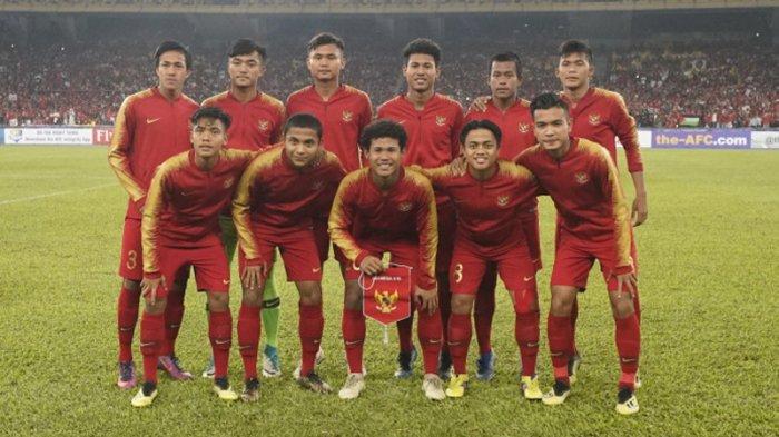 Jadwal Lengkap Timnas U-16 Indonesia di Piala AFF U-16 2019