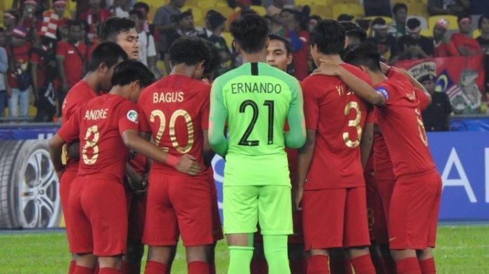 Hasil Drawing Kualifikasi Piala Asia U-19 2020, Jadi Tuan Rumah, Ini Lawan Indonesia